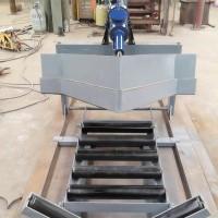 安装方便卸料器胶带输送机犁式卸料器带式输送机电液推杆卸料车图片