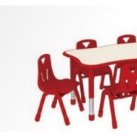 湖南幼儿园家具桌椅宝宝床收纳柜储物柜书包柜组合图片