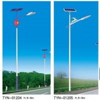 保定厂家定制LED路灯,3米-9米灯杆图片