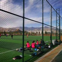 嘉兴球场围网体育场防护栏篮球围栏源头直供图片