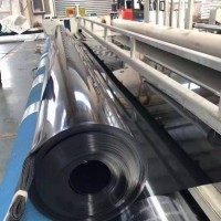 四川中龙HDPE防渗膜土工膜黑膜生产厂家图片