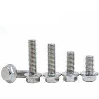 法兰面螺栓生产销售厂家图片