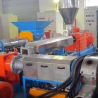 PP碳酸钙母粒造粒机|PE碳酸钙填充母料设备图片