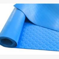 环保无毒哑光不刺眼美观大方的新型橡胶板图片