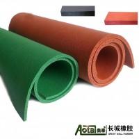 厂家定做弹性好隔音耐高温老化的海绵橡胶垫图片