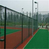 泰安球场围网篮球场围栏网体育场防护栏制作精良图片