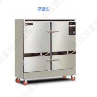 食堂用海鲜蒸柜,饭店厨房蒸饭车,北京双门蒸饭柜图片