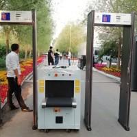 北京测温门安检门安检器安检机安检棒出租图片