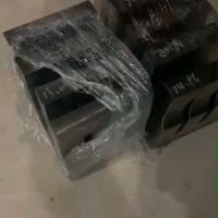 高碳轴承钢A295钢板中厚板毛料规格可切鸿恩圆棒毛料精料均有图片