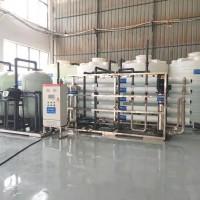苏州纯水设备/电镀线清洗纯水设备/反渗透纯水设备图片