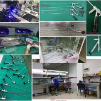 广州明灿医疗科技专业提供输尿管镜维修/硬镜维修/内窥镜维修图片